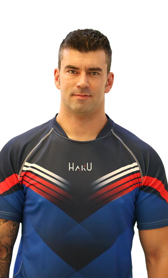 Camiseta H Rugby