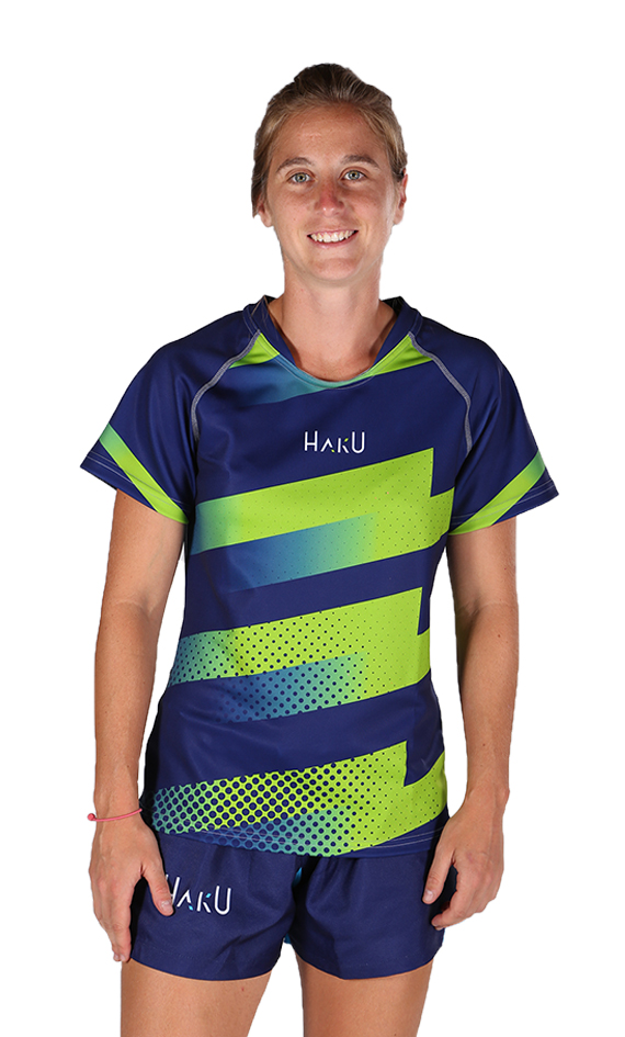 Camiseta mujer rugby